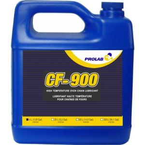 CF-900 HIGH TEMPERATURE LUBRICANT FOR OVEN CHAIN