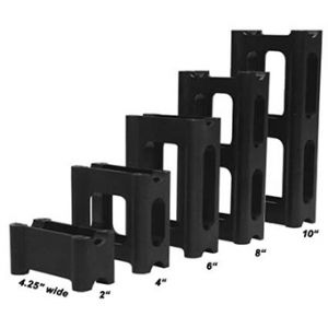 Pivot Riser Block 2 - Polaris