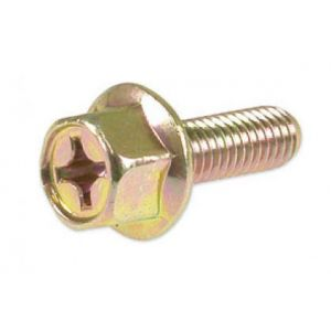 EXHAUST BOLT M6X 18MM PHILIPS SCREW DRIVE