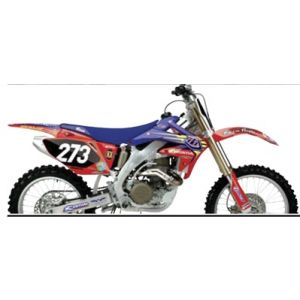 09 TROY LEE DESIGNS TEAM KIT CRF450 05-08