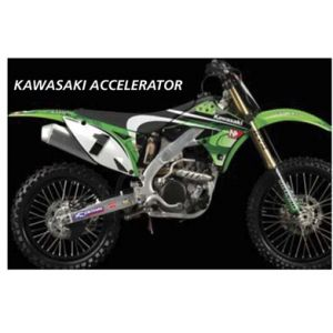 ACCEL TEAM KIT KX450F 06-08