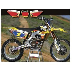 SUZUKI OFF-ROAD TEAM KIT RMZ250 07-08