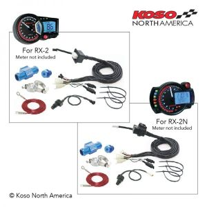 PLUG-N-PLAY KIT FOR RX-2N - NINJA 250 INJECTION